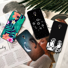Soft TPU Phone Cases Capa For Meizu M5 M6 Note M6 M5C M5S An