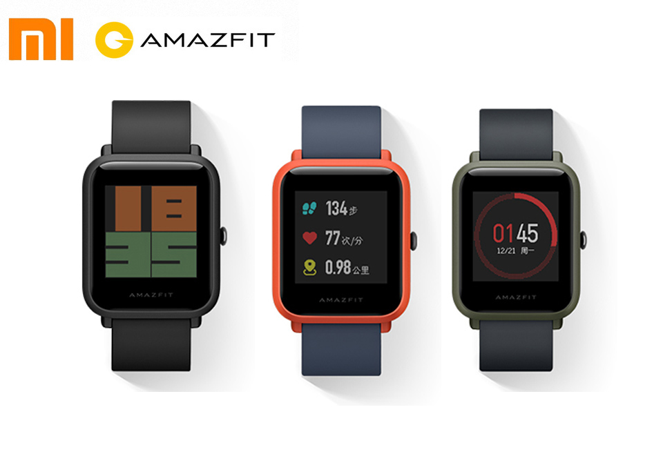 Xiaomi Amazfit Smart Watch Youth Edition Bip BIT PACE Lite Bluetooth 4.0 GPS Heart Rate Monitor 45 Days Standby IP68 drop ship original xiaomi huami amazfit bip smart wristband watch gps smart clock heart rate pulse monitor long standby 1 28 touch screen