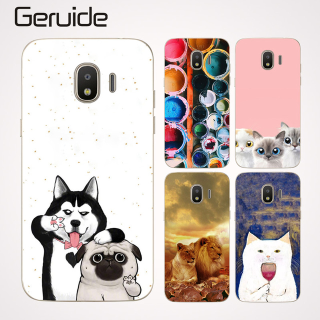 hot sale online 80884 90323 US $1.81 9% OFF Geruide For Samsung Galaxy J2 Pro 2018 J250F Case Cover,  Printed Soft Silicon Cases For galaxy j2 pro 2018 j250f TPU Back Cover-in  ...