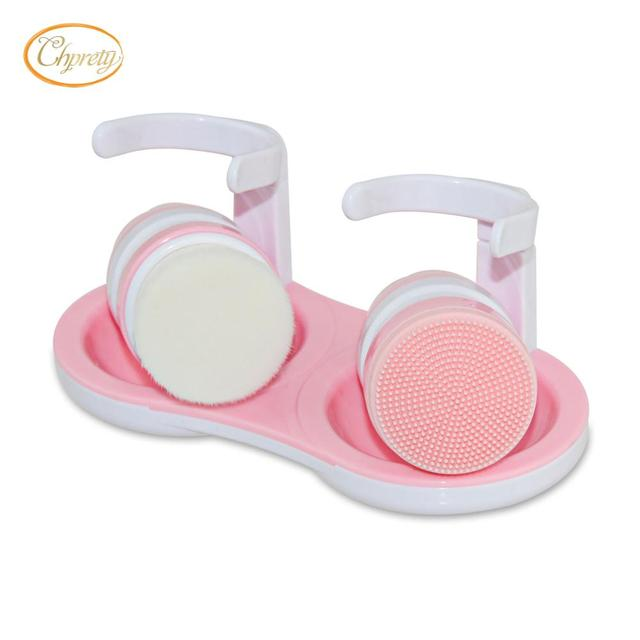 2 multi-functional facial cleansing brushes facial skin care beauty cleansing wash massage exfoliating brush set