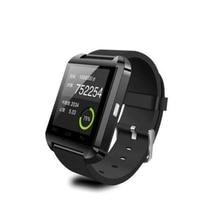 Neue u8 smartwatch bluetooth smart watch sport wriswatch sport uhren für android samsung phone wearable elektronische gerät