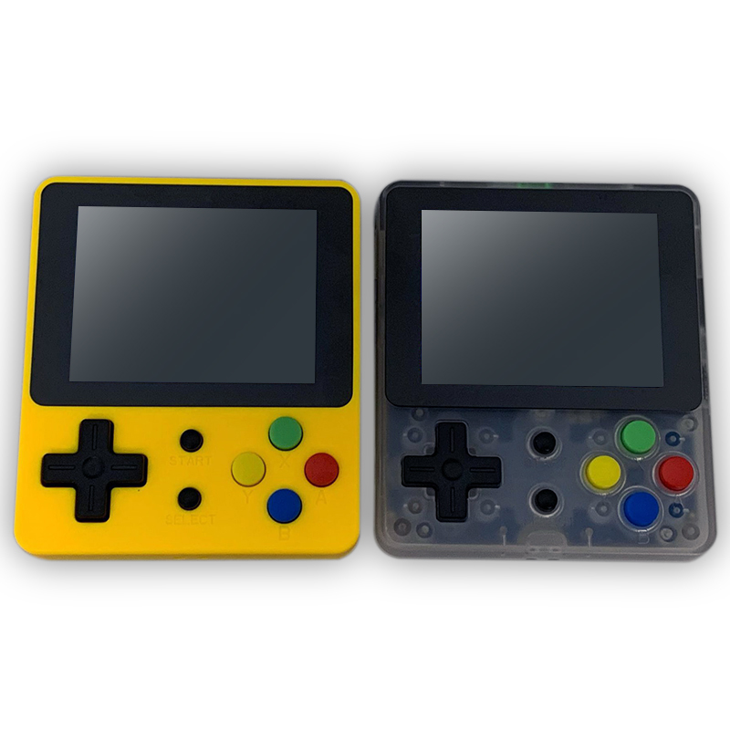 Console de jeu rétro 2.6 pouces écran LDK jeu Mini contrôleur de jeu portable nostalgique enfants cadeau Mini famille TV Consoles vidéo