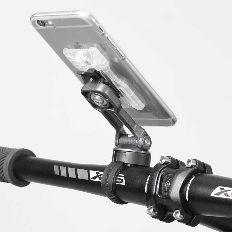 quality design 7a7ff 90c87 Gaciron Universal 2 in 1 Bicycle Phone Stand Bike Cycling Handlebar Case  Mount Holder For iPhone 6 6s 7 plus Mobile Phone Holder