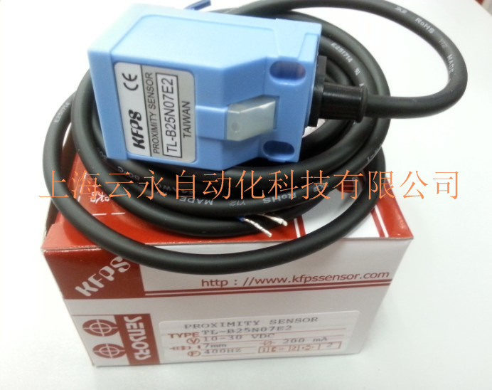 NEW  ORIGINAL TL-B25N07E2 Taiwan kai fang KFPS twice from proximity switch turck proximity switch bi2 g12sk an6x
