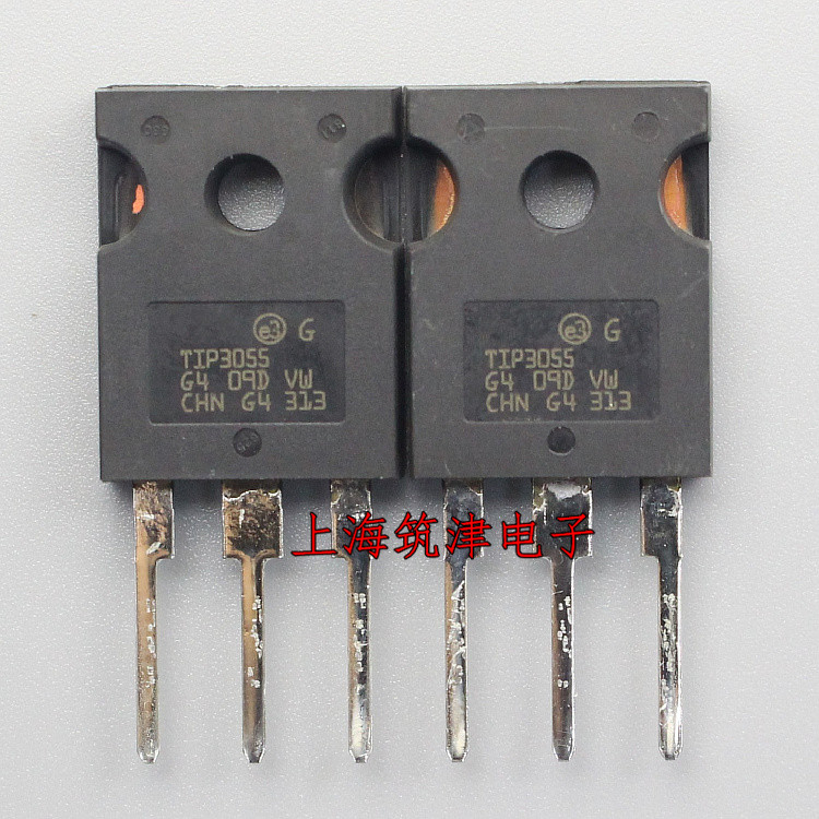 5pcs/lot 100% TIP3055 3055 TO-247 15A 100V NP In Stock