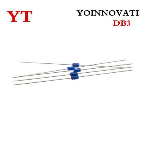 Best quality 50pcs NEW DB3 DO-35 Diac Trigger Diodes DB-3 DO-204AH Free shipping