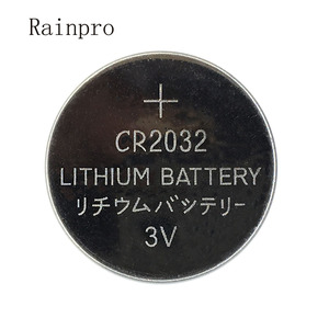 Image 2 - 5PCS/LOT 3V CR2032 2032  Coin Cell Button Wholesale High Capacity Lithium Battery For Toys Remote/Watch