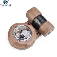 WADSN Airsoft Survival Light IR Seals Version Strobe 2x Infrared, 3x Greenlight SOS Softair Flashlight WEX079