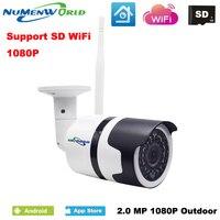 Newest Style Outdoor Wifi IP Camera 1080P Security CCTV Webcam HD Night Vision Waterproof IP Cam