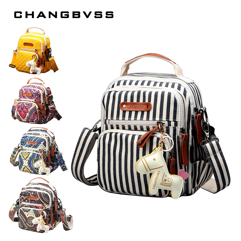 National Flavor Baby Diaper Bag For Mom Baby Bottle Holder Fashion Mother Backpack Mommy Stroller Maternity Bag Nappy Bag