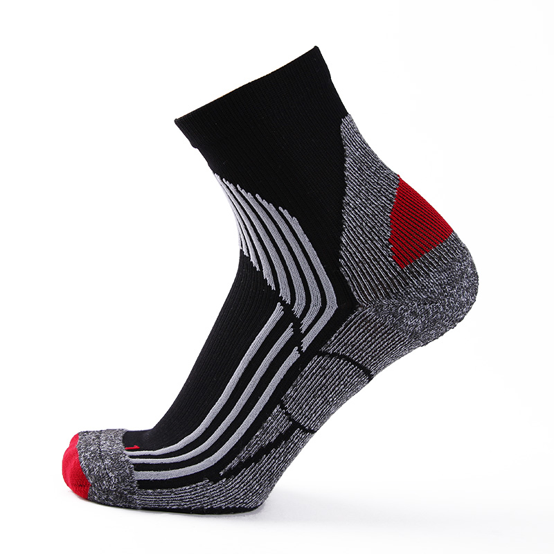 SUPER ELITE Original All Sport Socks Cotton Mens Cool Crew Socks Black White Basketball Cycling Summer Comfortable Sweaty Spor