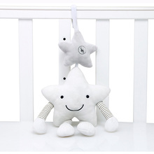 New Playpen Baby Toys for Stroller Music Star Crib Hanging Newborn Mobile Rattles on the Bed Babies Educational Toys -10