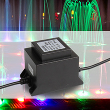 Lighting  AC12V transformer 10W ,20W,30W IP68 Power Supply AC 220V Adapter waterproof swimming pool lamp led
