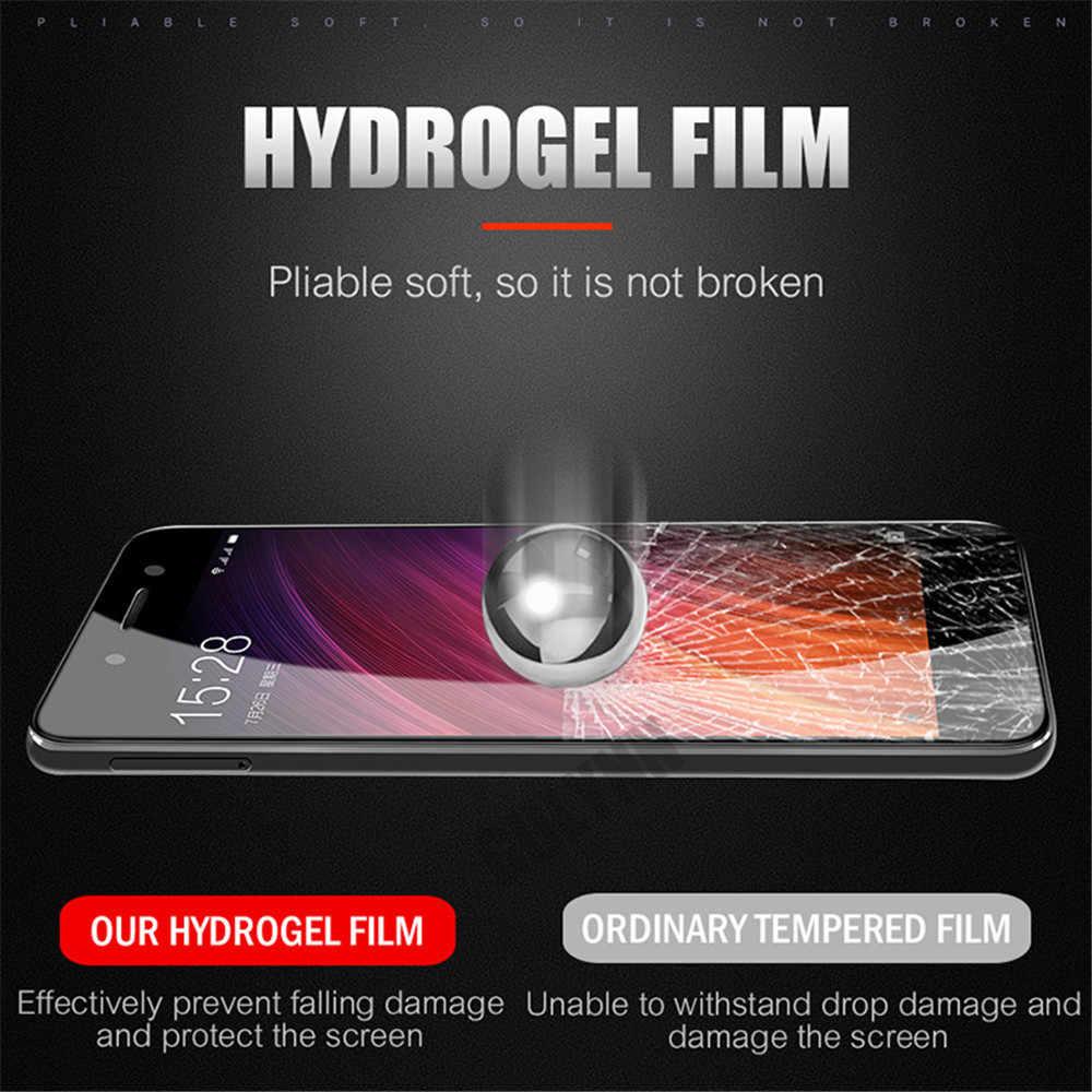 لينة هيدروجيل فيلم ل شاومي Redmi 4X نوت 4 4x كامل طبقة رقيقة واقية جراب هاتف شاومي Redmi 5 5A 6 6A برو زائد واقي للشاشة