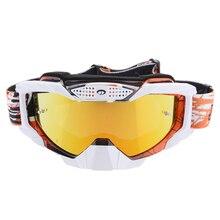 1 Pcs אופנוע Windproof משקפיים UV400 משקפי שמש רכיבה על אופניים Eyewear חיצוני משקפי קרוס קאנטרי רכב אופנוע וכו