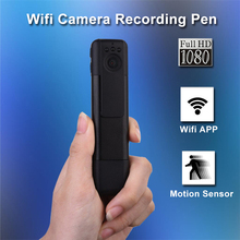 C11 Mini Camera Wifi P2P Full HD 1080P Micro Camera Wireless H.264 Pen Camera IR Night Vision Mini DV DVR Camera Video Camcorder(China)