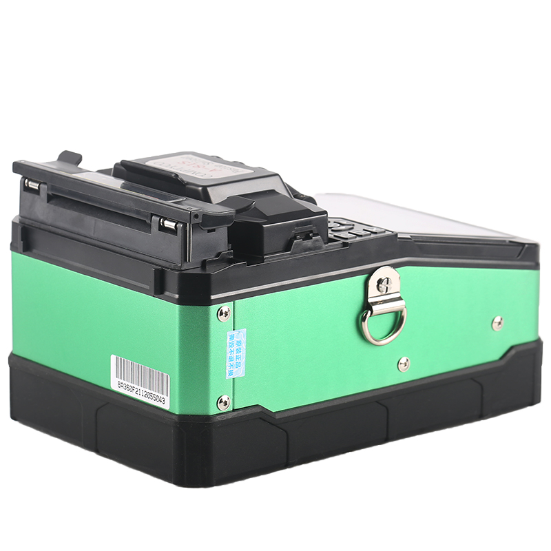 Image 4 - A 81S 2018 New product FTTH Fiber Optic Welding Splicing Machine Optical Fiber Fusion Splicer-in Fiber Optic Equipments from Cellphones & Telecommunications
