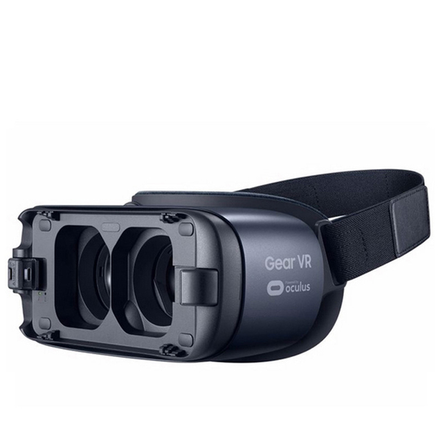 Gear VR 4.0 3D Glasses VR 3D Box for Samsung Galaxy S9 S9Plus S8 S8+ Note7 Note 5 S7 etc Smartphones with Bluetooth Controller 5