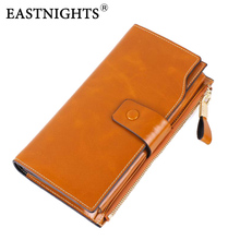 2016 NEW DESIGN fashion genuine leather wallet women long style cowhide purse wholesale and retail leather bag free shipping2083