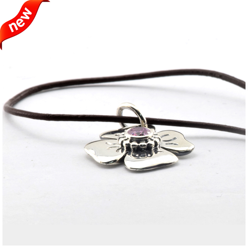 Fits for Pandora Bracelets P Lock Opener Chamrs with CZ 100% 925 Sterling Silver Jewelry Beads Free Shipping