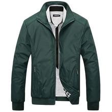 Men's Jacket Spring Autumn Overcoat 2016 Middle Aged Men