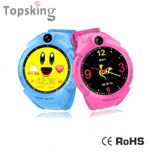 Kids Smart Watches with Camera Location Child Touch Screen Waterproof Smartwatch SOS Anti-Lost Monitor Baby Wristwatch Gifts