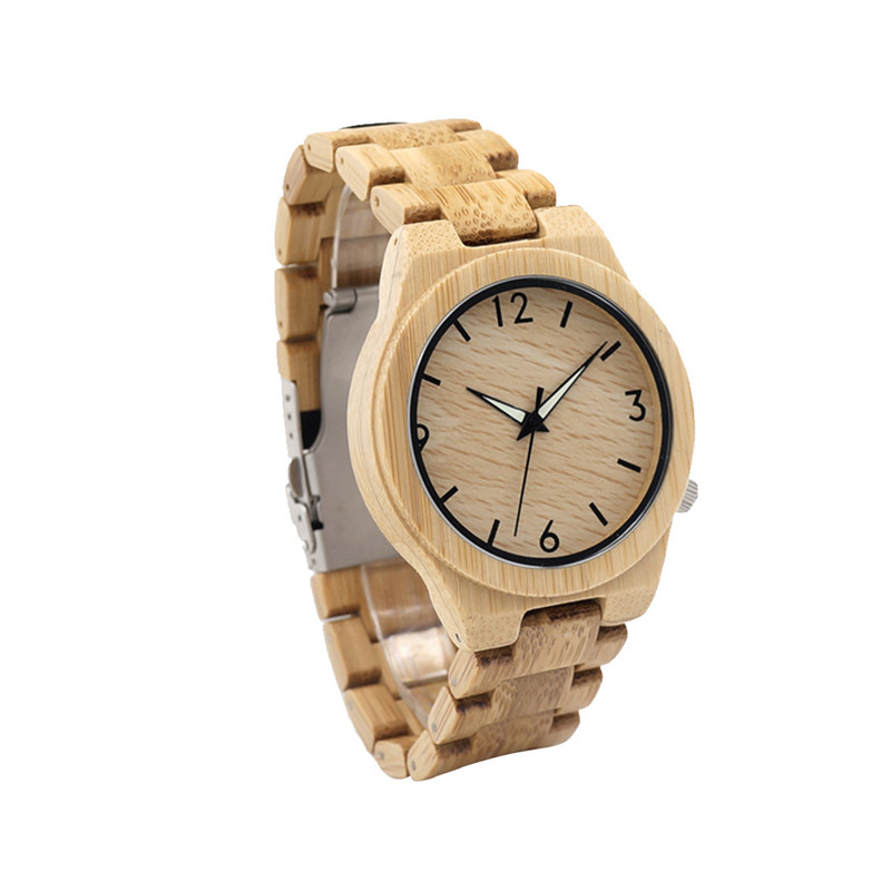 Fashion Wood Watch Men Relogio Masculino Design Wooden Watches for Women Business Man Quartz Wristwatch Clocks Gifts Relogio bobo bird brand new sun glasses men square wood oversized zebra wood sunglasses women with wooden box oculos 2017