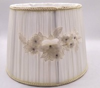 E27 modern lamp shade is suitable for decorative lamp shade with decorative pattern