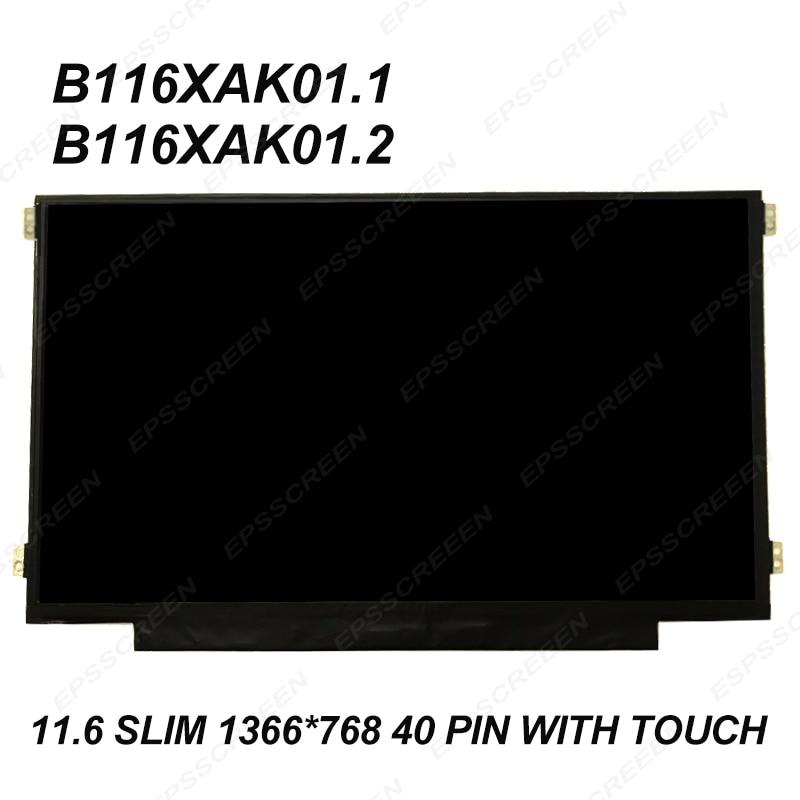 for HP Chromebook 11 G5 EE G6 EE DISPLAY 1366 768 MATRIX WXGA 11 6 eDP