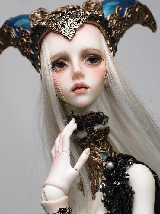 1/3 BJD poupées/Jeunes poupée-maquillage et eye cadeau maquillage Gratuit