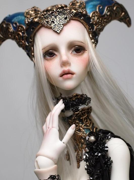 1/3 de bonecas BJD/boneca Da Juventude-maquiagem e olhos dom Gratuito de maquiagem