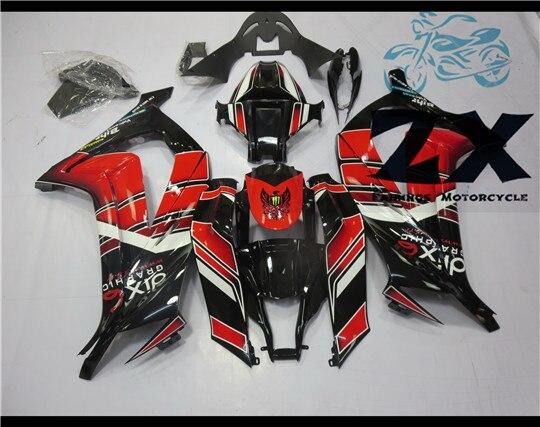 Complete Fairings For KAWASAKI ZX 10R 2011 2012 2013 2014 2015 10R 11 15 Plastic Kit Injection Motorcycle Fairings suk good 022