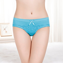6pcs/lot Cotton Underwear  Women Wholesale Briefs Panties for Sexy Lingerie Seamless Girl Shorts Culotte
