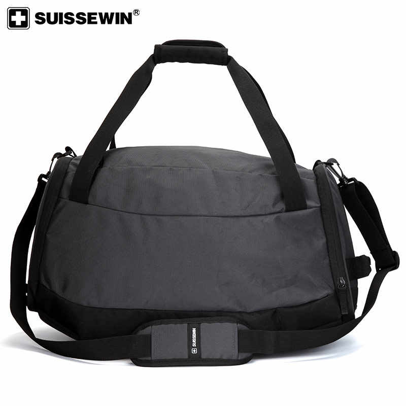 a30353381a ... Suissewin Brand Girls Travel Tote Bag Women Men Big Shoulder Bag Large  Capacity Lightweight Pink  ...