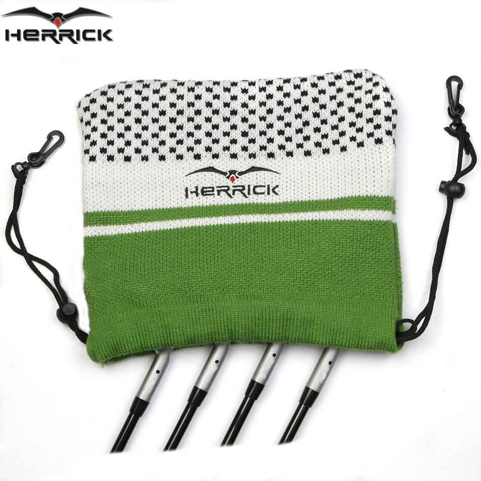 Image 2 - New Golf Clubs  Fairway Wood  headcovers  knitting wool covers 1#3#5# covers irons headcover Golf Accessories Free Shipping-in Golf Clubs from Sports & Entertainment