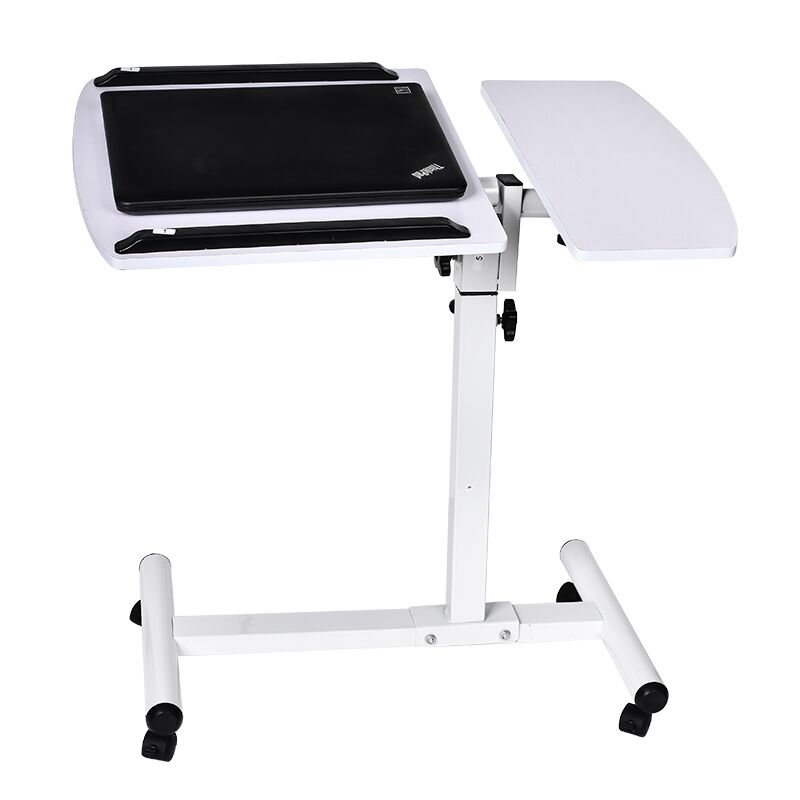 Actionclub Table portable de levage Mobile ordinateur bureau chevet canapé lit apprentissage bureau support pliant pour ordinateur portable Table réglable