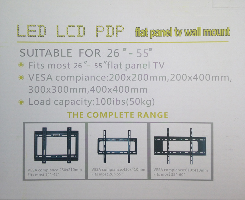TV Wall mount pic 14