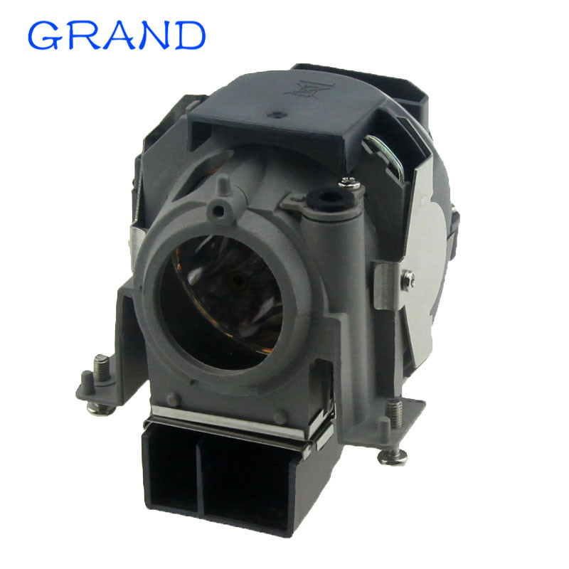 Replacement  Lamp with Housing for NP09LP / 60002444 / NP03LP / 50031756 , NP60 / NP61 / NP62/ NP63/ NP64 Projectors HAPPY BATE original projector lamp with housing np03lp 50031756 uhp200 150 for np60
