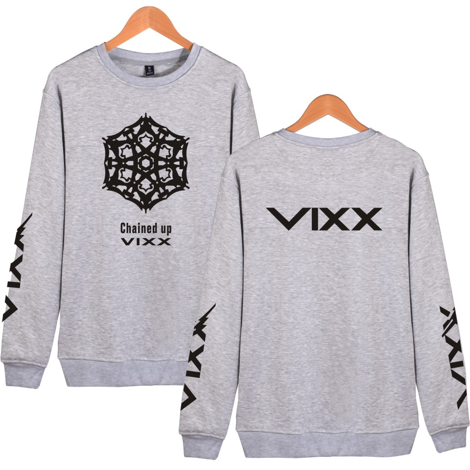 K-POP VIXX Hoodies Frauen Männer Pullover Sweatshirt Fans - Damenbekleidung - Foto 5