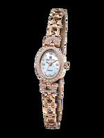 Royal Crown ювелирные часы 6537 S итальянский бренд Diamond Японии MIYOTA розовое золото серебро браслет 16*21 мм коготь комплект советский дрель