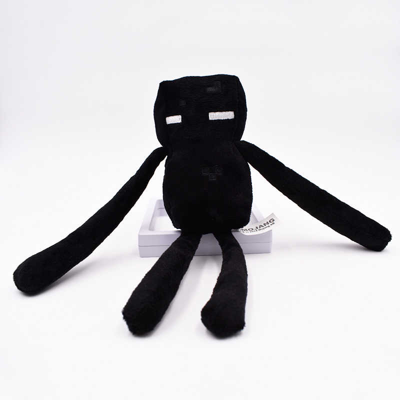 Cute Enderman Plush Toys 26cm Even Cool Creeper Stuffed Plush Toys Dolls Game Cartoon Classic Toys Gifts