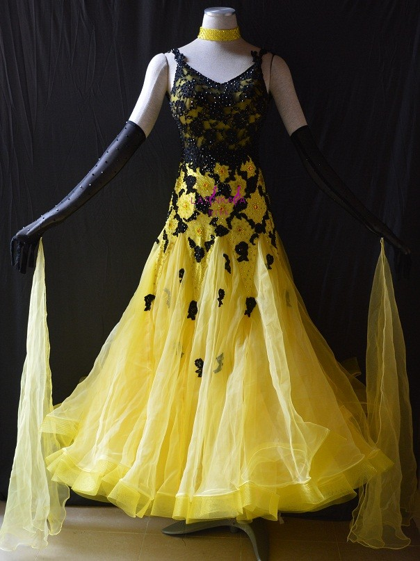 KAKA DANCE B1441، 2015 New Ballroom Standard Dress Dress / Wear، - منتجات جديدة