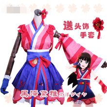 Aqours Love live sunshine! Kurosawa Dia DREAMER Dress Autumn Cosplay Costume A
