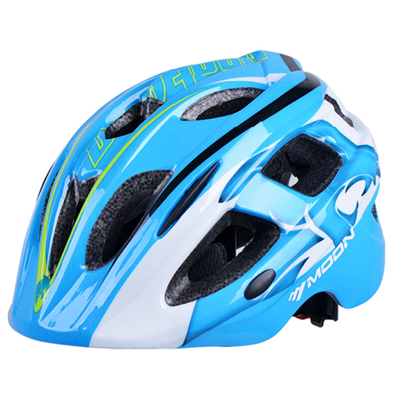 MOON Children Bicycle Helmet Ultralight In-mold Children Cycling Helmet MTB Road Mountain Child Bike Helmet Casco Ciclismo