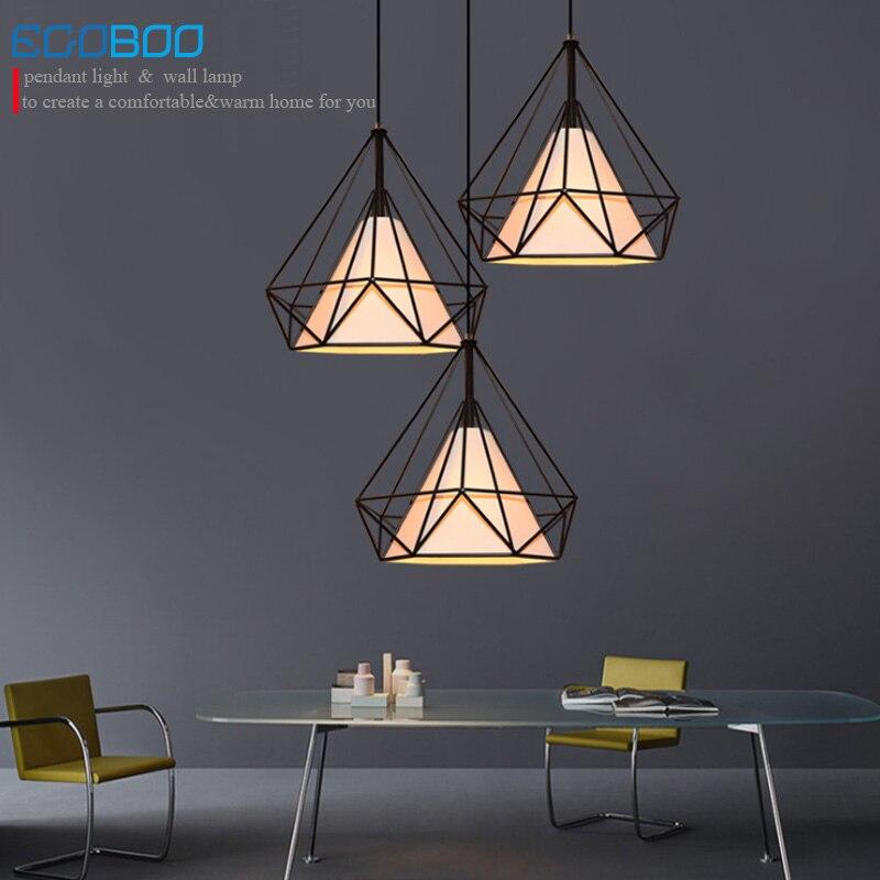 New Arrival pendant light modern design style 28cm long Iron cloth lampshade indoor lobby functional art lighting 110v / 220v CE