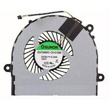 Процессор охлаждающий вентилятор для lenovo IdeaPad S210 сенсорный Вентилятор для процессора ноутбука DFS481305MC0T EG70060S1-C010-S99