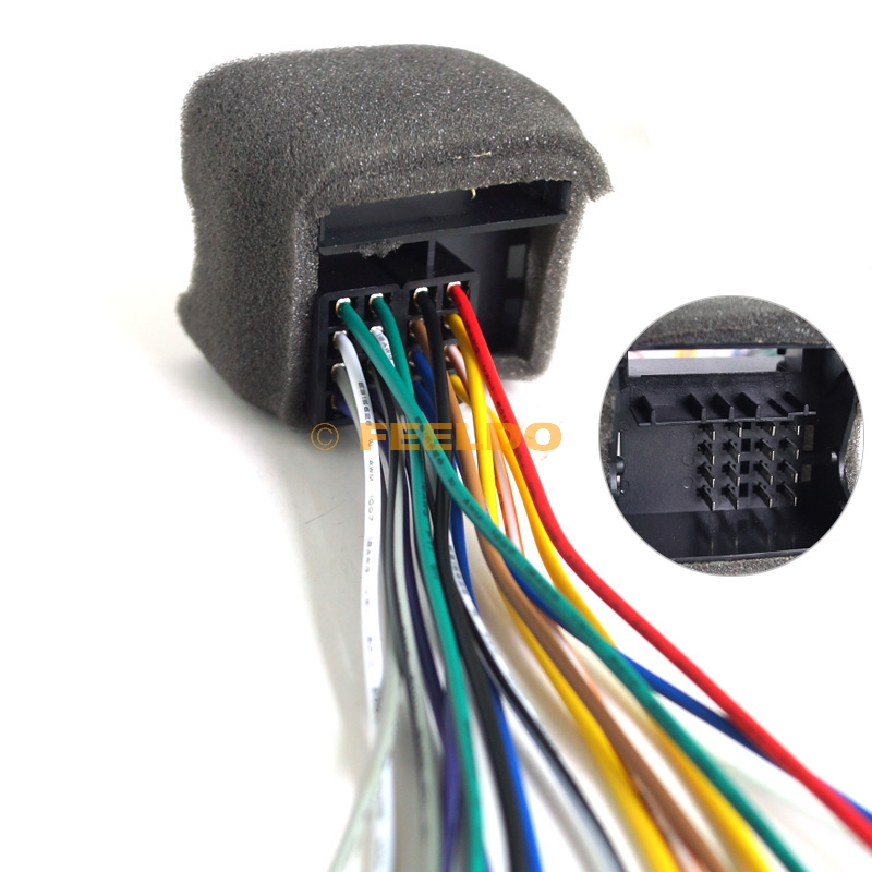 Fine Cd Player Wire Harness Connectors Images - Electrical Circuit ...