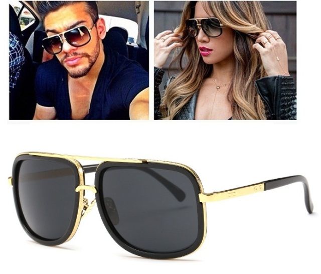 buy designer sunglasses  Aliexpress.com : Buy Sunglasses Men 2017 New Unisex Sunglasses ...