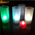 Voice Control Motion Sensor 7-color Led Color Change Night Light Luminaria Electronic Color Change Flicker Nightlight Children's