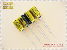 30PCS Nichicon FW Series Electrolytic Capacitors for 47uF/63V Audio free shipping